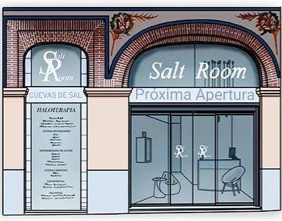 Próxima Apertura. Salt Room Spain.