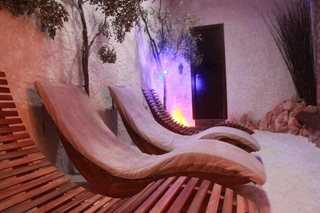 Haloterapia, SaltRoom, Cuevas de Sal, Salt Room